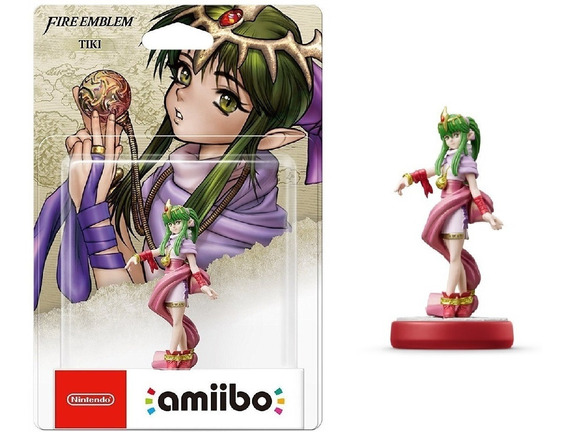 Amiibo Tiki Fire Emblem - Switch 3ds Wii U