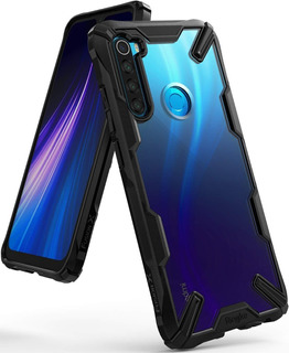 Forro Protector Ringke Fusion X Anti Golpe Redmi Note 8/8pro