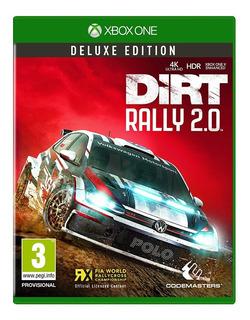 Dirt Rally 2.0 / Xbox One / N0 Codigo / Offline