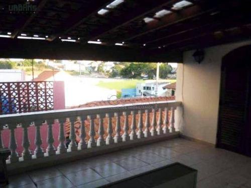 Imagem 1 de 15 de Amplo Sobrado Bem Localizado.. - So1109