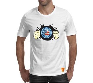 Camiseta Bahia Masculina 2018 Futebol Clube Salvador