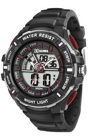 Relógio Xgames Masculino Xmppa189 Bxpx