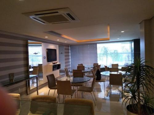 Imagem 1 de 19 de Apartamento Na Beira Mar Norte Com 3 Suítes. - Ap5444