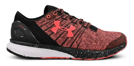 Tenis Under Armour Mujer Rosa Bandit 1273961806
