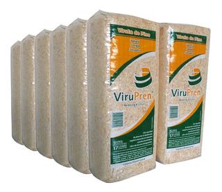 Viruta Prensada Virupren X 5 Lts X 10 Unidades