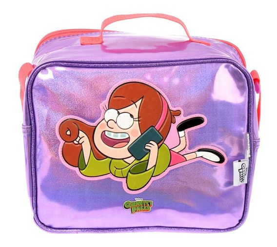 Lonchera Termica Escolar Niña Infantil Gravity Falls 7534