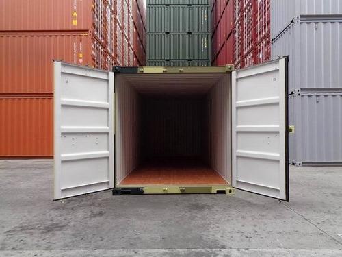 Contenedores Marítimos Containers Nacionalizados 20' Santiag
