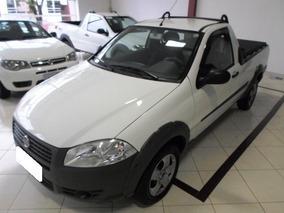 Fiat Strada Working 1.4 Cs Branco