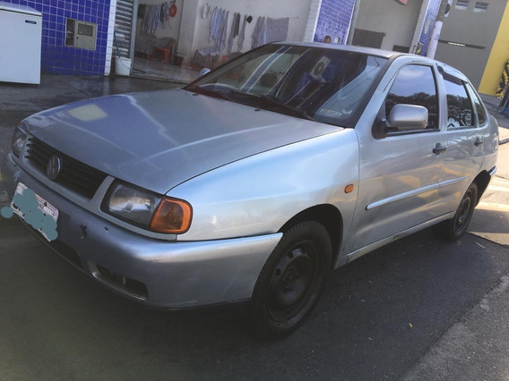 Polo Classic 1998 1.8 Gasolina Motor Ap Argentino 4 Portas