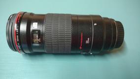 Objetiva Canon Macro Ef 180 1:3.5 L Ultrasonic