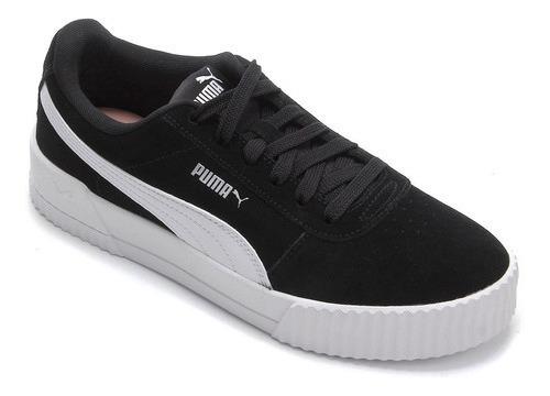Tênis Puma Carina Bdp - Black/white