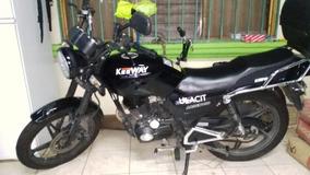 Moto Mensajera Marca Keeway Año 2015