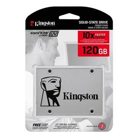 Ssd 120gb - Kingston - Sata 3 Kingston A400 500mbs