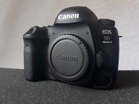 Câmera Canon 5d Mark Iv - 140 Mil Cliques