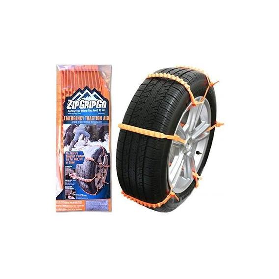Zip Grip Go Dispositivo De Tracción De Neumáticos Para Autom