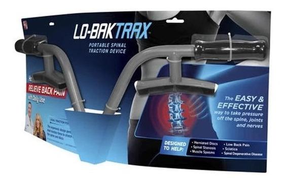 Aparato Traccion Device Espinal Portatil Lo Bak Trax