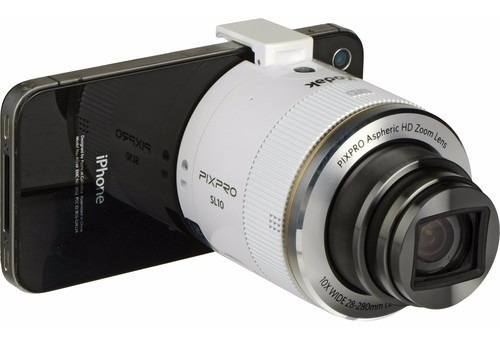 Lente Kodak Smart Lens Sl10 Blanca - Oferta!