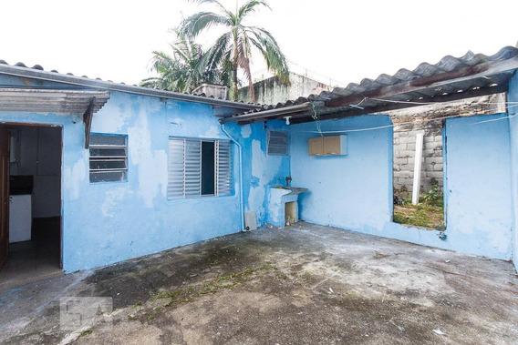 Casa Para Aluguel - Jardim Anália Franco, 1 Quarto, 35 - 893054979