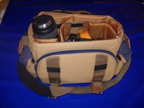 Nikon Analogica F-70 + 2 Objetivos E Maleta