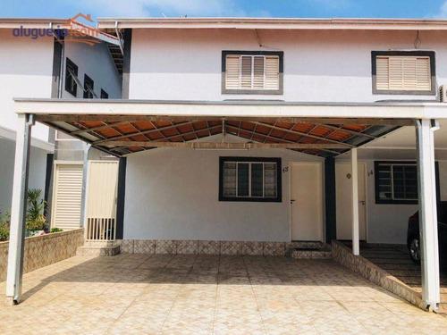 Imagem 1 de 30 de Casa Em Condomínio Na Vila Industrial - Ca3826