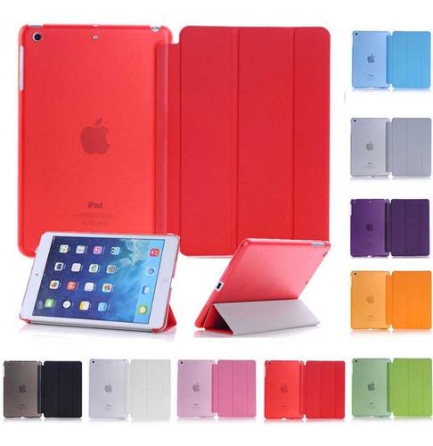 Estuche Protector iPad Mini 1 2 3 Tipo Smart Case Magnetico