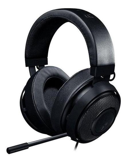 Fone de ouvido Razer Kraken Pro V2 classic black