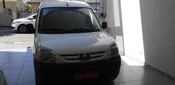 Peugeot Partner Furgão 1.6 Flex Completa 2015 Porta Lateral