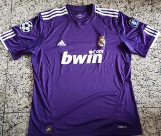 Camisa Real Madrid, 2010/2011, adidas