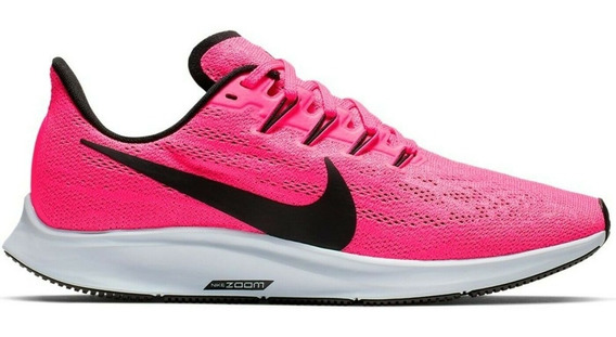 Tenis Nike Air Zoom Pegasus 36 Mujer Correr Gym Crossfit Fly
