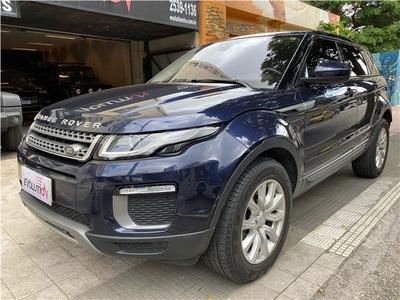 Land Rover Range Rover Evoque 2.0 Se 4wd 16v Gasolina 4p Aut