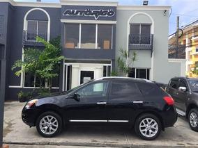 Nissan Rogue S 2011 Negro