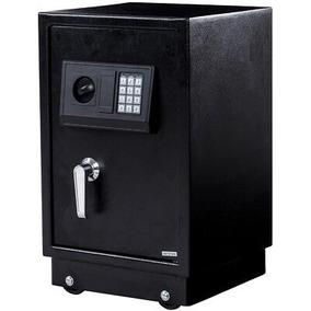 Electrónico Contraseña Caja Fuerte Con Llave Para Dinero