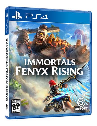 Imagen 1 de 10 de Immortals Fenyx Rising Ps4 Juego Nuevo Original Sellado