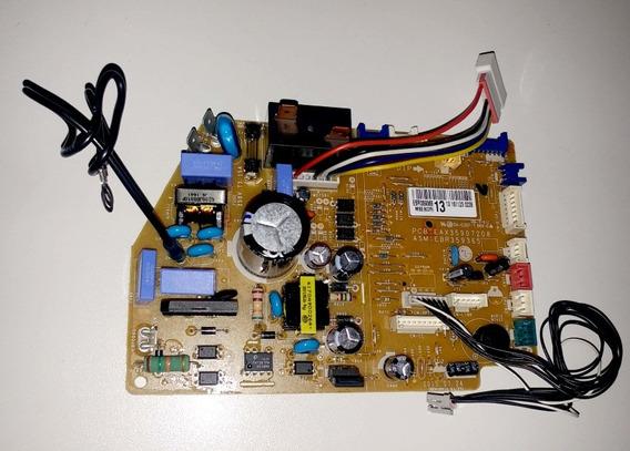 Placa Principal Ar Condicionado Asnw242crw0 Original Nova