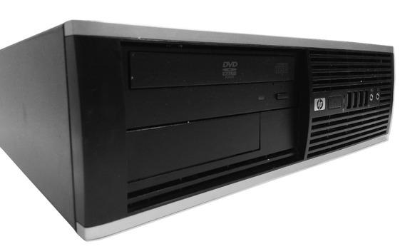 Desktop Hp 8000 Elite Hdd 320gb Memória 4gb Core 2 Duo