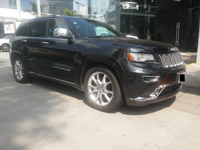 Jeep Grand Cherokee 5.7 Summit 4x4 2014