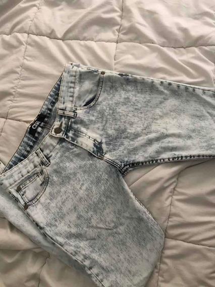 Pantalón De Jean Ona Saez