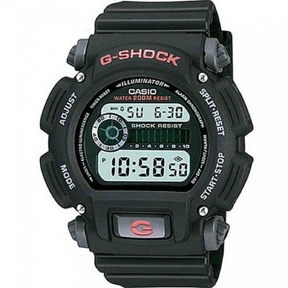 Relógio Masculino Casio G Shock Dw-9052-1vdr