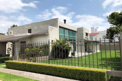 Hermosa Casa En La Asuncion Metepec