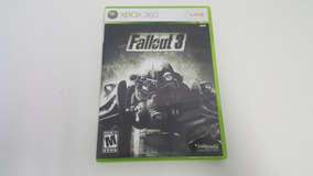 Fallout 3 - Xbox 360 - Original - Mídia Física