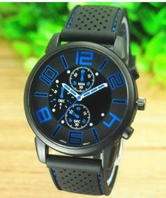 Relógio Sport Sanwood Azul