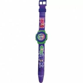 Relógio Infantil Digital Pj Mask - Dtc