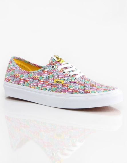 Zapatillas Vans Authentic The Beatles