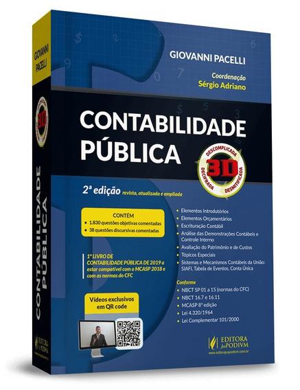 Contabilidade Publica 3d 2ª Edição (2019)