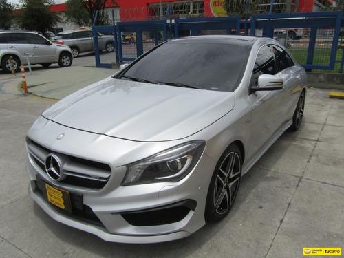 Mercedes-benz Clase Cla 45 Amg 4matic