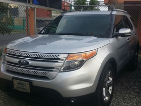 Ford Explorer 2013 Limited, Como Nueva