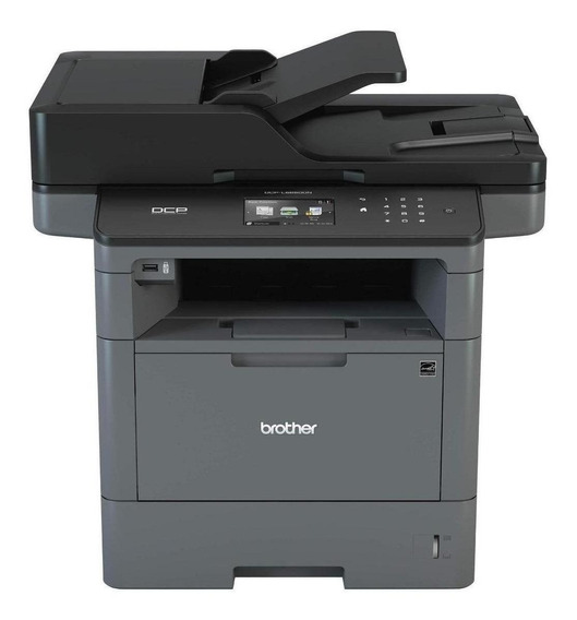 Impressora multifuncional Brother DCP-L5652DN 110V