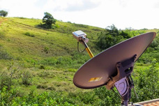 Instalação Gratuita De Internet Via Satélite Para Área Rural