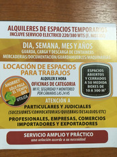 Guardamuebles Y Box Importadores / Muebles/ Comerciantes