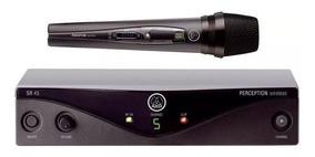 Microfone Akg S/ Fio Perception Wireless 45 Pw45 Vset